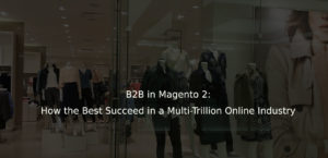 B2B in Magento 2 How the Best Succeed in a Multi-Trillion Online Industry